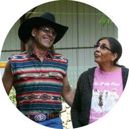 Didier et Joyce DuPont